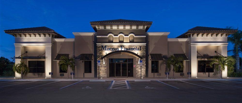 Morgan Financial History: Current Building