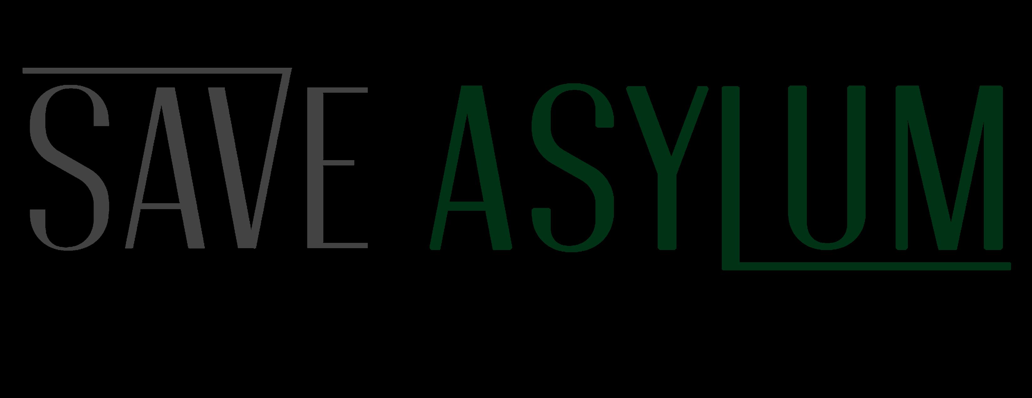 Save Asylum in USA
