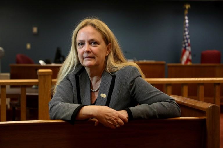 Judge Denise Slavin