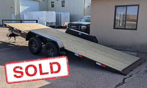 A 549063 c500 Trailer Sold