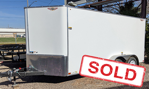 A 552216 c500 Trailer Sold