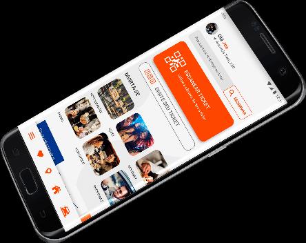 Conheça nosso app no celular