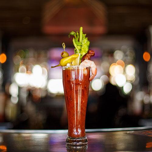 Tomboy Tavern Bloody Mary