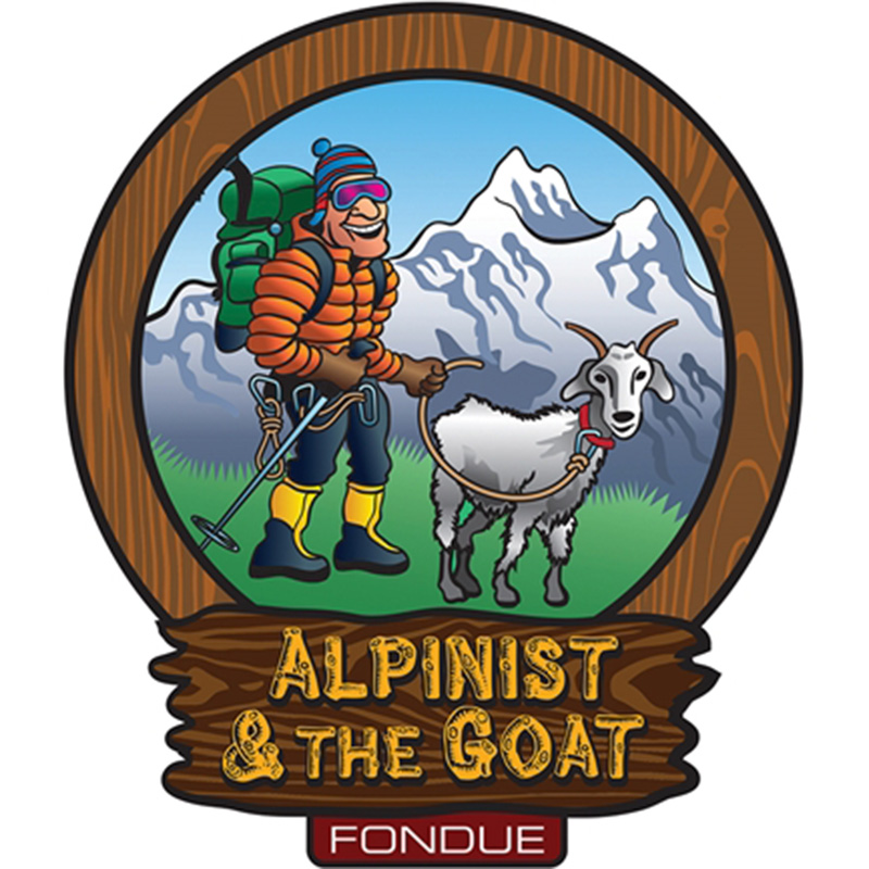 Alpinist and the Goat Logo
