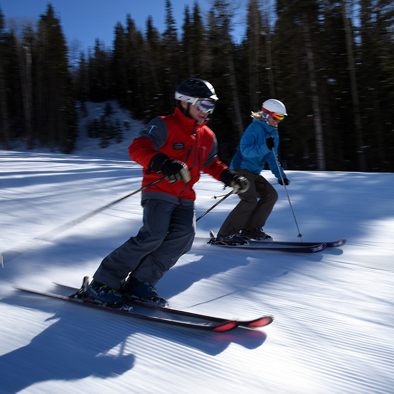 Ski Biomechanics Experience
