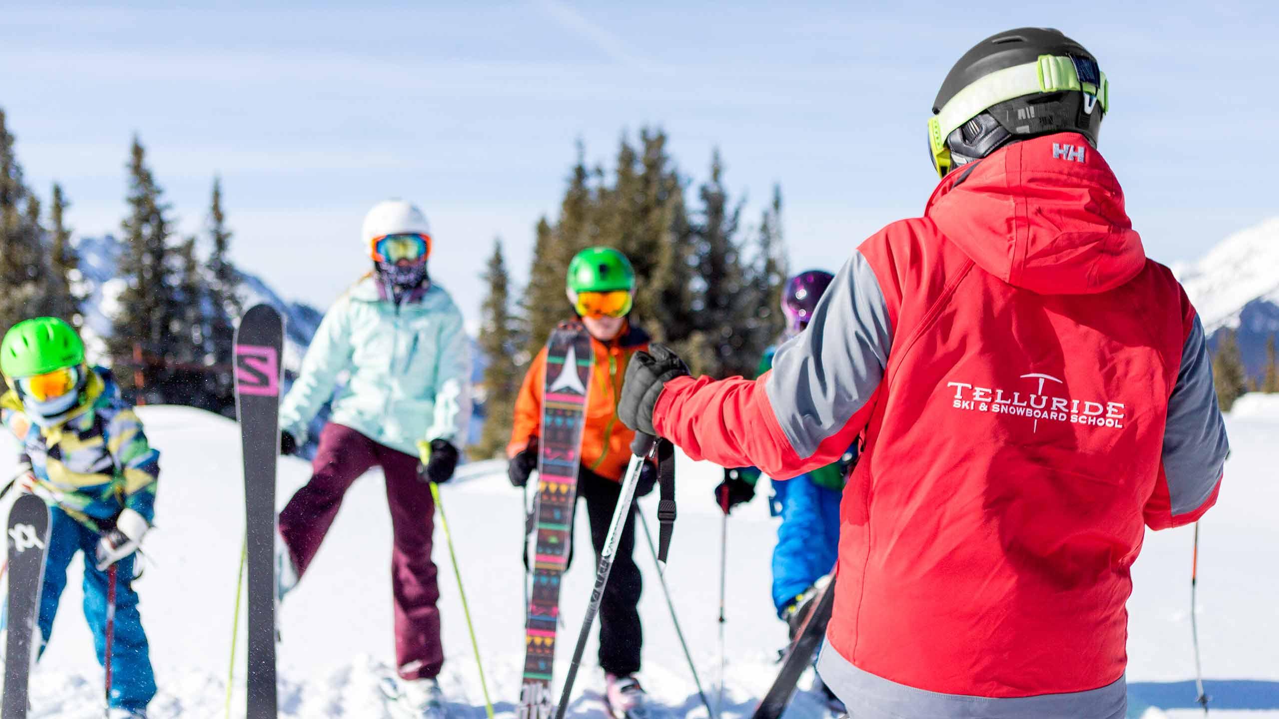 Development Squad at Telluride Ski Resort