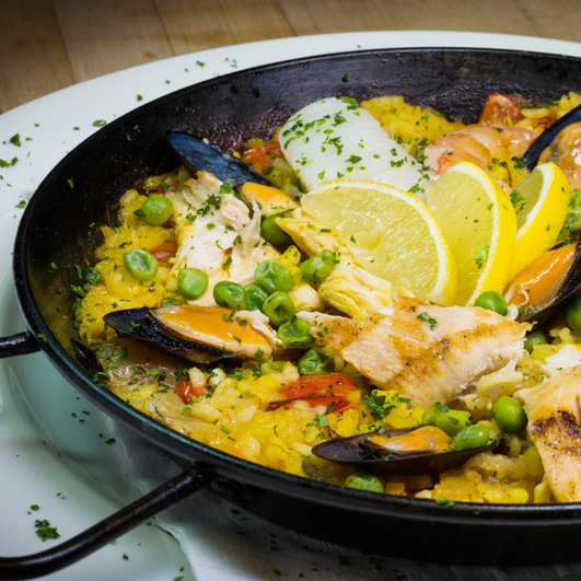 Village Table Paella