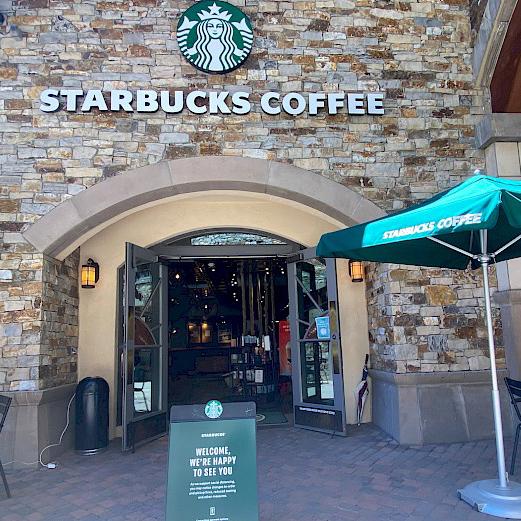Starbucks Hotel Madeline Exterior