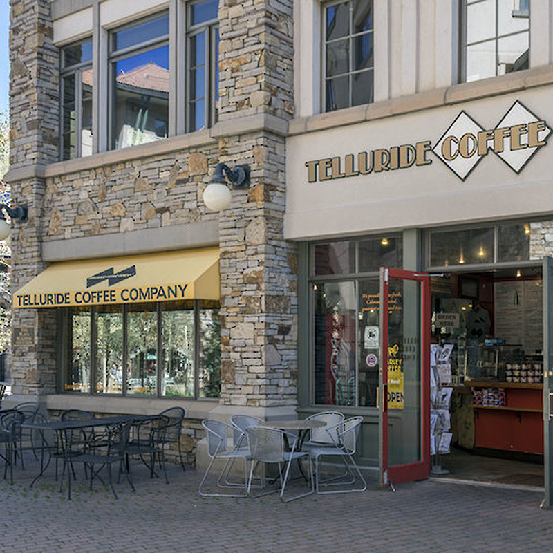 Telluride Coffee Company Exterior