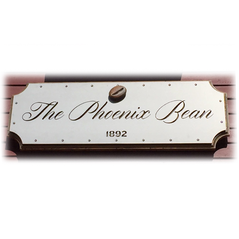 Phoenix Bean Sign