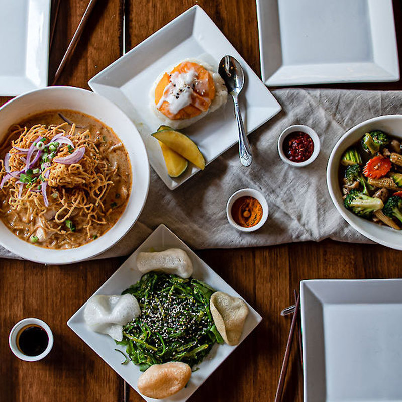 Siam Variety of Dishes
