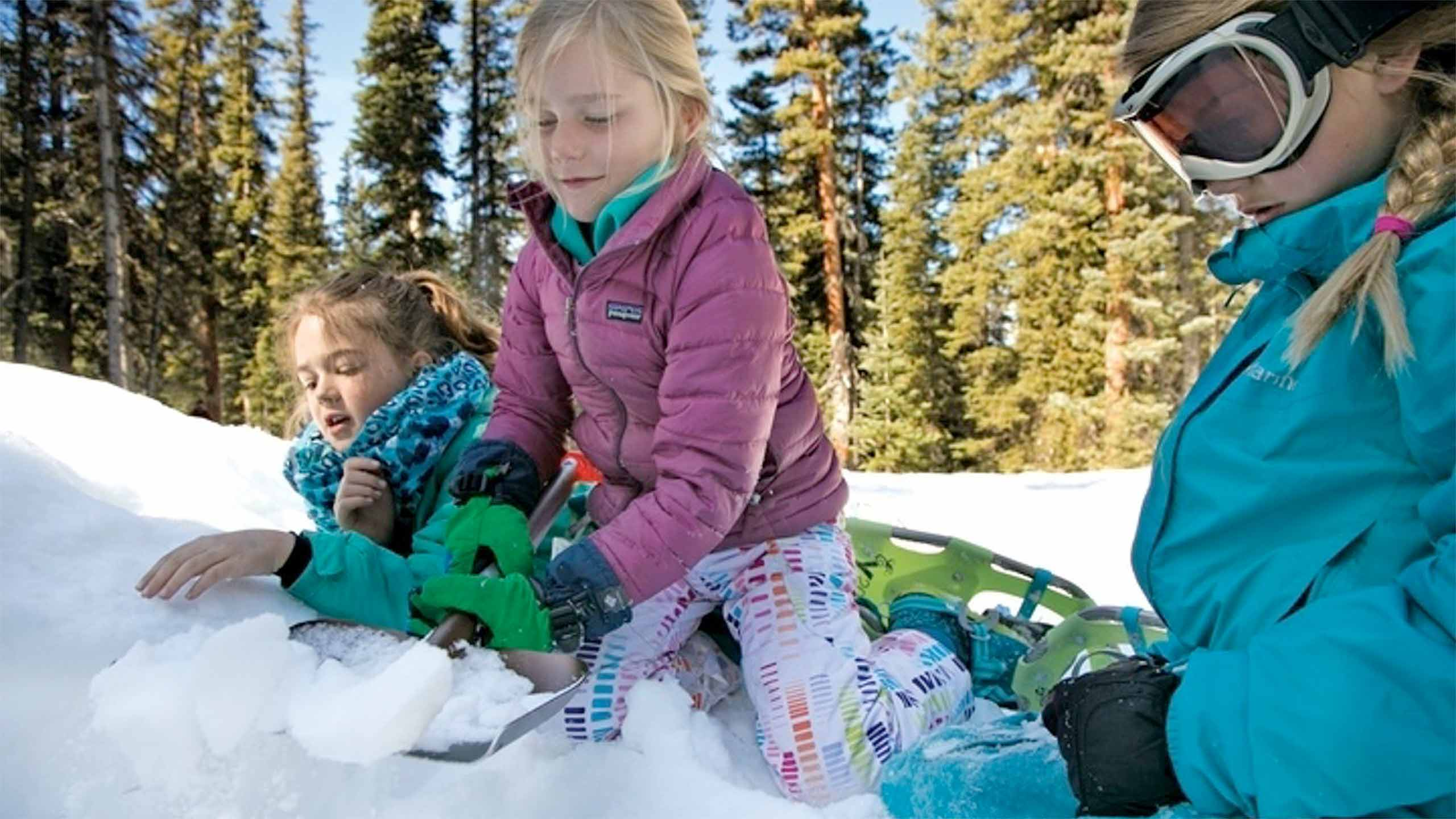 Kids Snow Camp