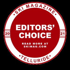 Ski Magazine Editors' Choice 2021