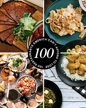 Esquire: 100 Restaurants America Can't Afford to Lose