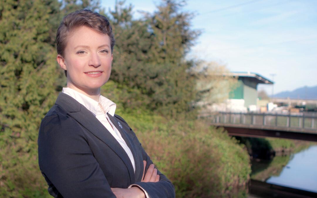 Young Professionals Award Winner: Siobhan Robinson