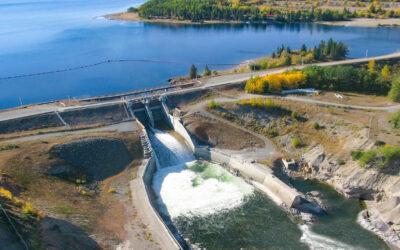 Skins Lake Spillway Plunge Pool Remediation