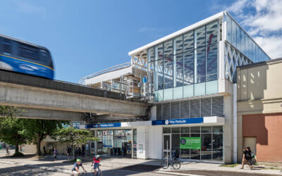 Commercial-Broadway Station Upgrade