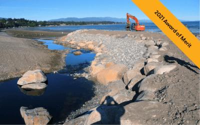 Qualicum Beach Waterfront – Beach Creek Estuary Enhancement