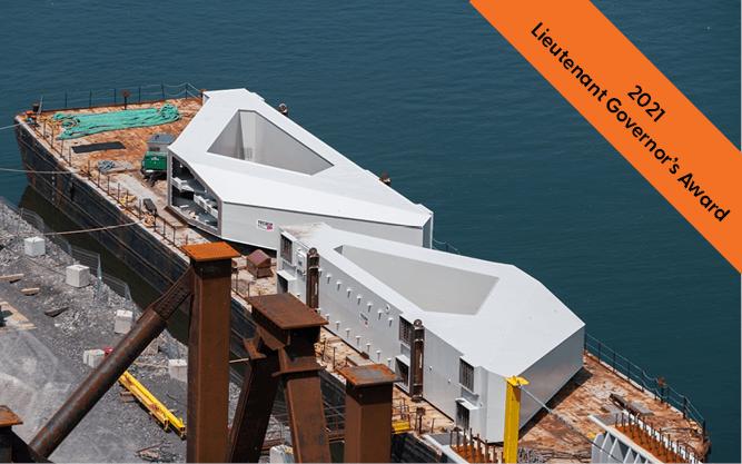 New Bridge for the Saint Lawrence Corridor Project
