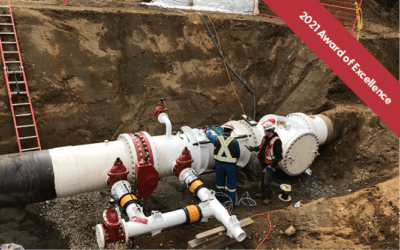 A Tight Squeeze – Comox Valley Watermain Leak Drama