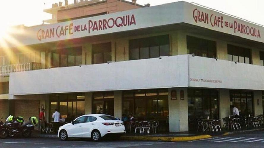Cierra el Gran Café de la Parroquia del malecón de Veracruz