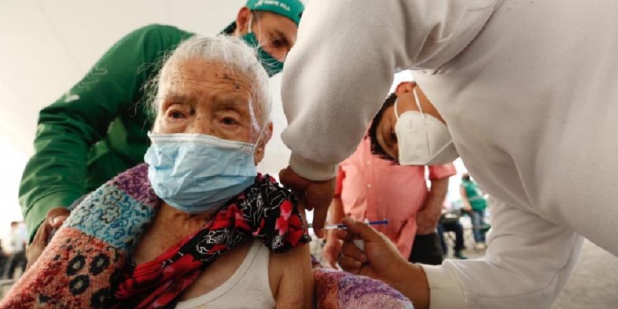 Se aplicaron 16 millones 214 mil 484 vacunas contra Covid-19 en México