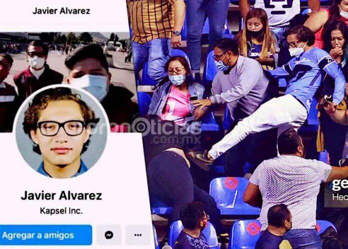 Seguidor de Pumas agredió a mujer durante partido