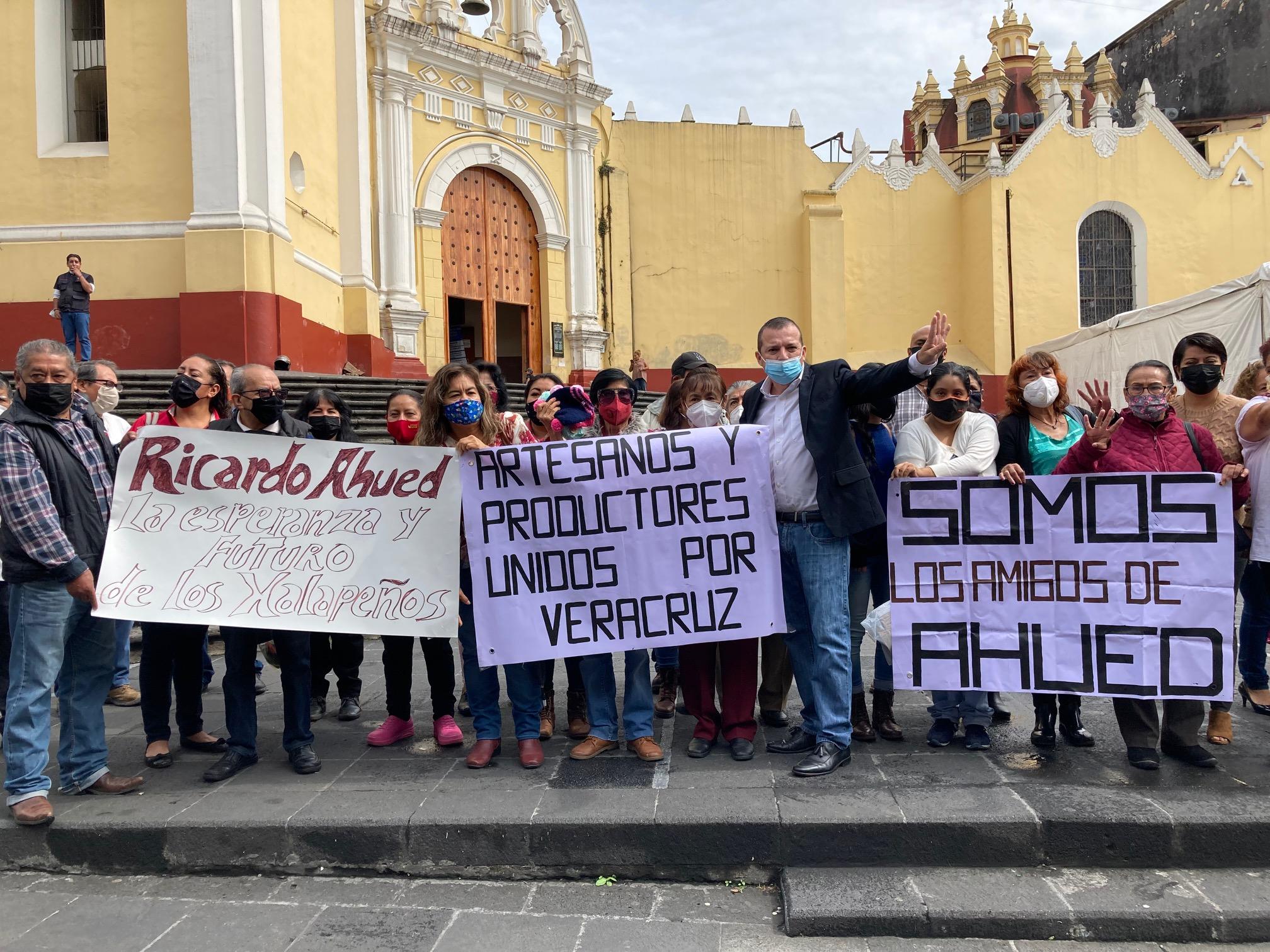 manifestacion en xalapa