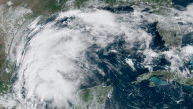 Tormenta Tropical Nicholas no impactará en Veracruz pero generará lluvias: PC