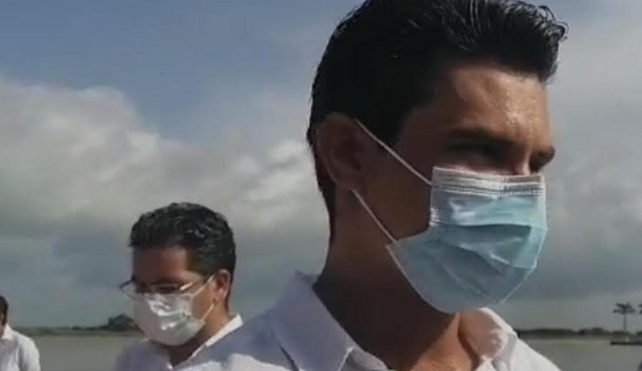 Afirma Alcalde de Tlacotalpan que atenderá necesidades ciudadanas hasta el fin de su administración