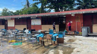 Esta semana darán a conocer monto de reparación de escuelas afectadas por Grace