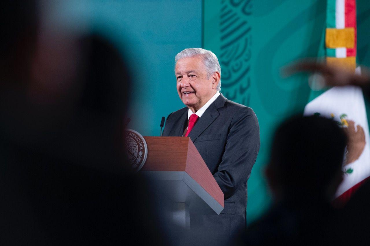 """Pide AMLO """"cariñosamente"""" al CJF denunciar y combatir la corrupción"""