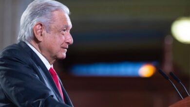 """""""Si son legítimas sus demandas de falta de pago, vengan a cobrar», dice AMLO a la CNTE"""