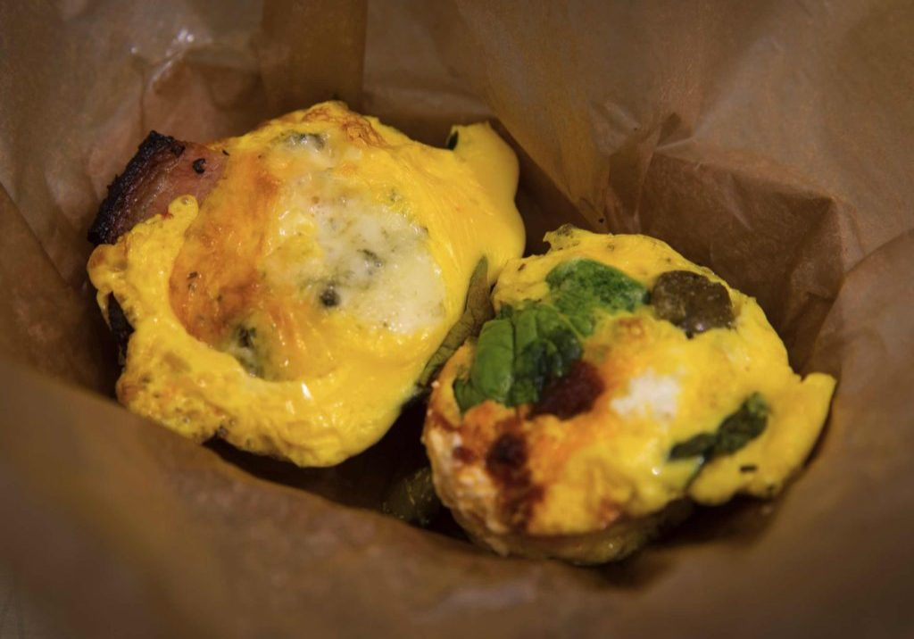 Two Different Frittatas