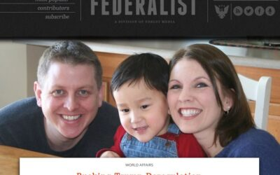 The Federalist Article on Adoption