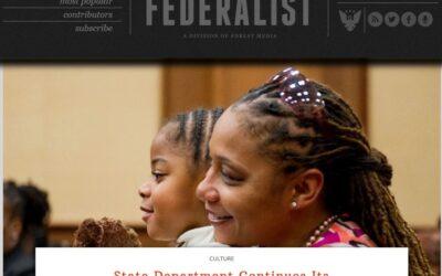 State Dept Continues Cruel War on Adoption