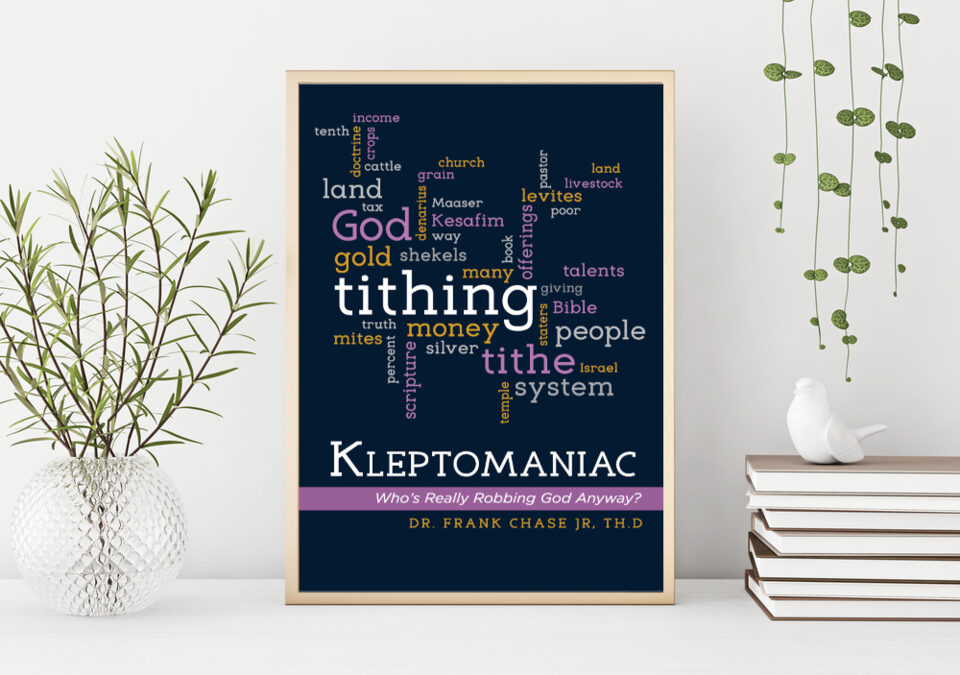 Show Me the Tithe and the Money in Kleptomaniac: Who's Really Robbing God Anyway?