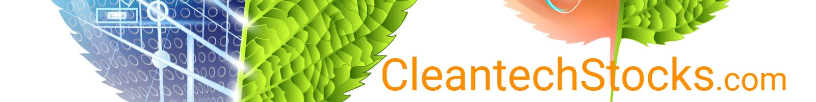 Cleantech stocks header