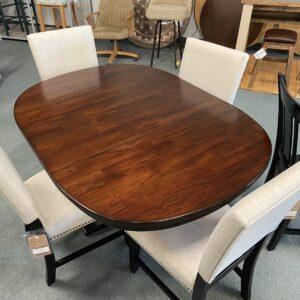 Maddox Chair and Mahogany table