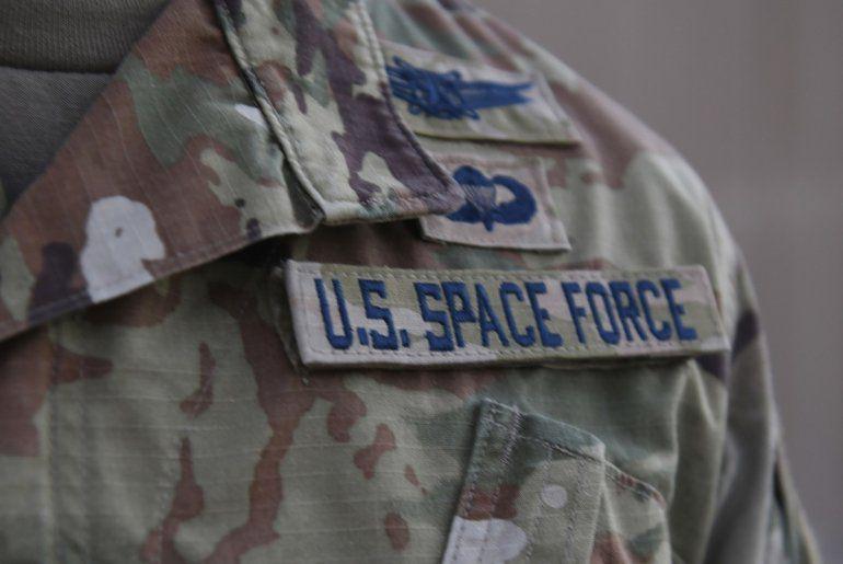 """Fuerza Espacial de EEUU llega a un """"nuevo mundo"""""""