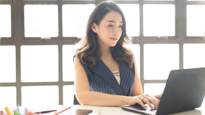 China no se usa el correo electrónico tanto como en el resto del mundo