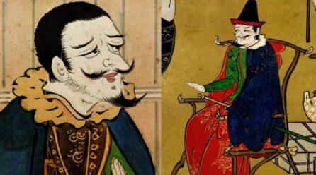 Los japoneses esclavizados por los portugueses