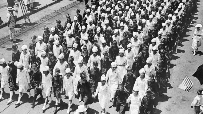 La pandemia de gripe española de 1918 en las elecciones en Estados Unidos
