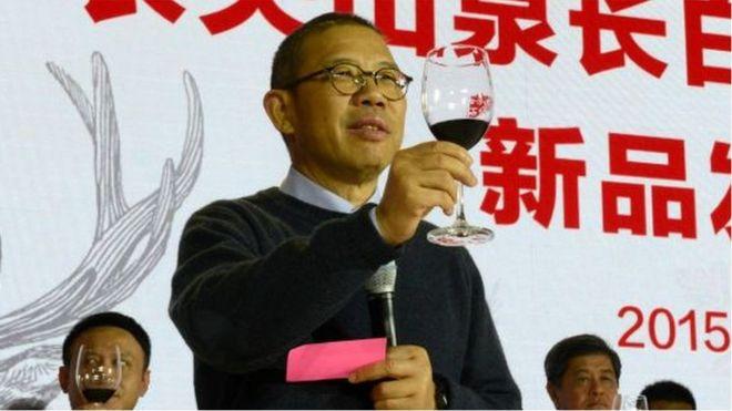 Zhong Shanshan la persona más rica de China