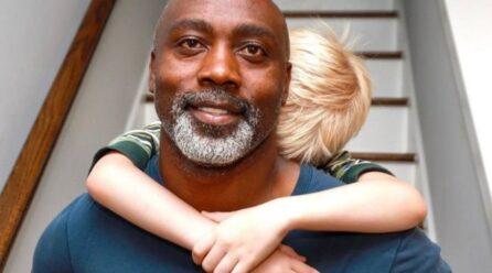 """""""Me acusaron de secuestrar a mi hijo adoptivo blanco"""""""