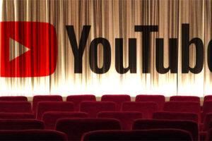 Youtube será el escenario de festivales de cine