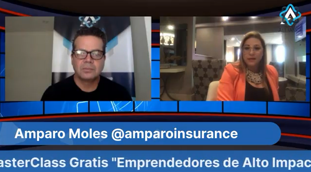 Amparo Moles Nos Habla de Obama Care…