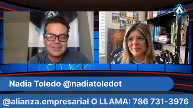 La Mejor Ayuda Para Obtener tu Ciudadania..Nadia Toledo