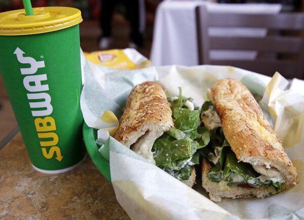 El pan de Subway, ¿no es pan? Eso dice un panel de jueces