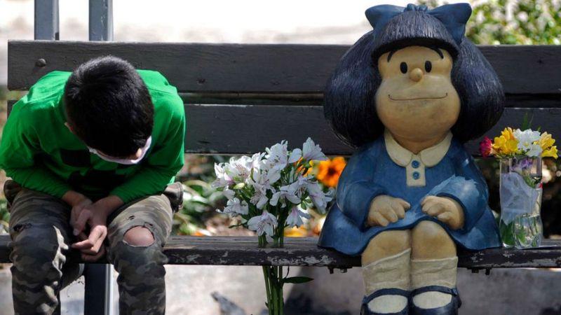 7 frases emblemáticas de Mafalda que te hacen reflexionar